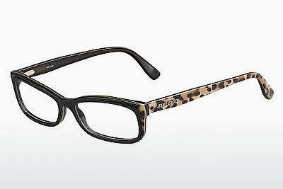 Eyewear Jimmy Choo JC148 PUE - Leopard, Black