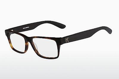 Eyewear Karl Lagerfeld KL873 013 - Brown, Havanna