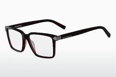 Eyewear Karl Lagerfeld KL940 133 - Red, Black