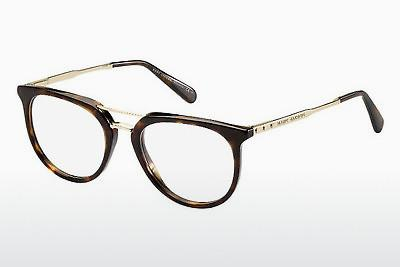 Eyewear Marc Jacobs MJ 603 AQT - Gold, Brown, Havanna