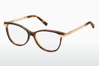 Eyewear Max Mara MM 1233 CJ7 - Brown, Havanna, Gold