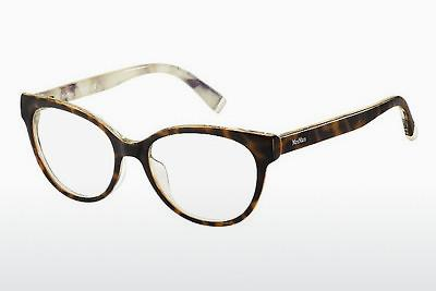 Eyewear Max Mara MM 1267 UXM - Brown, Havanna