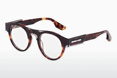 Eyewear McQ MQ0005O 002 - Brown, Havanna