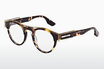 Eyewear McQ MQ0005O 004 - Brown, Havanna