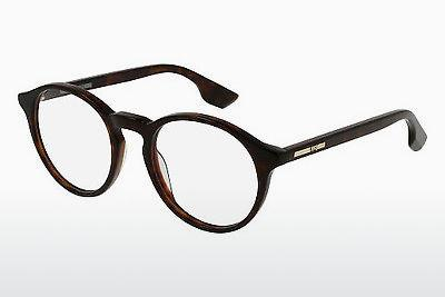 Eyewear McQ MQ0039O 001 - Brown, Havanna