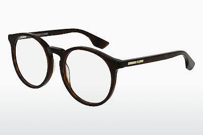 Eyewear McQ MQ0040O 001 - Brown, Havanna