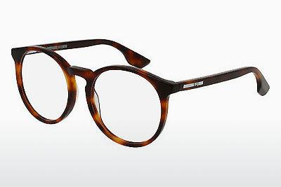 Eyewear McQ MQ0040O 002 - Brown, Havanna