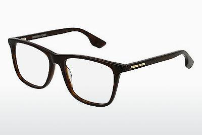 Eyewear McQ MQ0041O 001 - Brown, Havanna