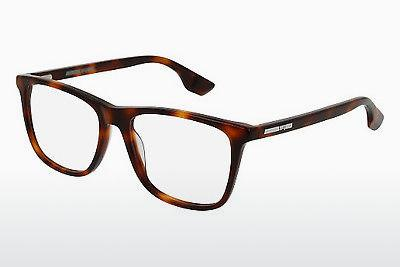 Eyewear McQ MQ0041O 002 - Brown, Havanna