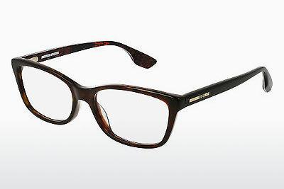 Eyewear McQ MQ0045O 001 - Brown, Havanna