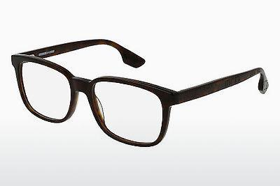 Eyewear McQ MQ0049O 002 - Brown, Havanna