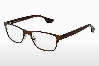 Eyewear McQ MQ0050O 002 - Brown