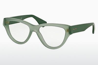 Eyewear Miu Miu MU 10NV TV21O1 - Green, Sand