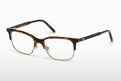 Eyewear Mont Blanc MB0552 052 - Brown, Havanna