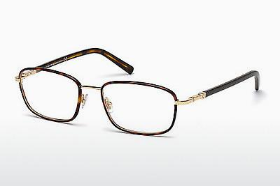 Eyewear Mont Blanc MB0556 055 - Brown, Havanna, Multi-coloured