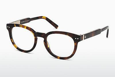 Eyewear Mont Blanc MB0619 055 - Multi-coloured, Brown, Havanna