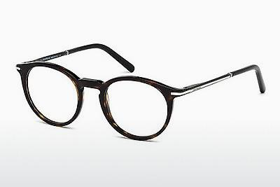 Eyewear Mont Blanc MB0625 052 - Brown, Havanna