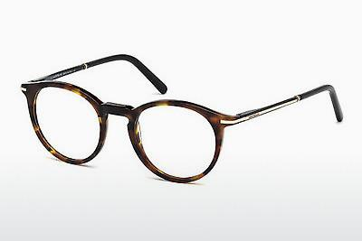 Eyewear Mont Blanc MB0625 055 - Brown, Havanna, Multi-coloured