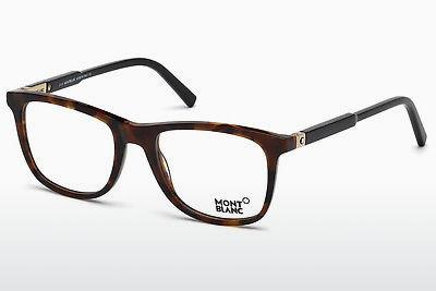 Eyewear Mont Blanc MB0637 056 - Brown, Havanna