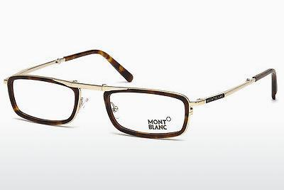 Eyewear Mont Blanc MB0682 052 - Brown, Havanna
