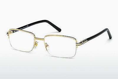Eyewear Mont Blanc MB478U 030 - Yellow