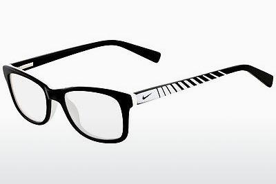 Eyewear Nike NIKE 5509 010 - Black, White