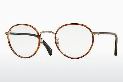 Eyewear Paul Smith KENNINGTON (PM4073J 5236) - Orange, Brown, Havanna, Gold
