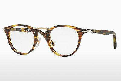 Eyewear Persol PO3107V 938 - Brown, Yellow, Blue, Green