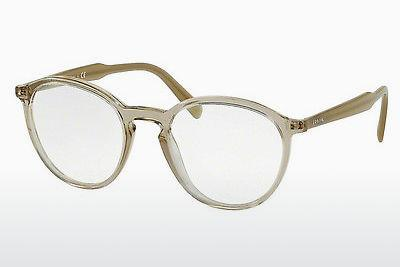 Eyewear Prada PR 13TV VAW1O1 - Transparent, Brown