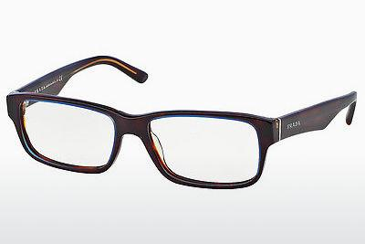 Eyewear Prada PR 16MV ZXH1O1 - Brown, Havanna
