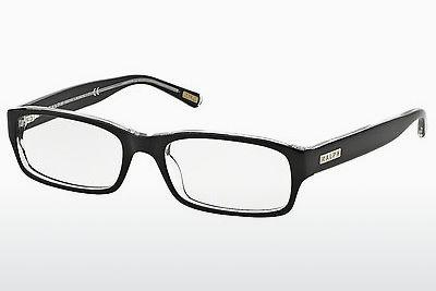 Eyewear Ralph RA7018 541 - Black, Transparent