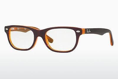 Eyewear Ray-Ban Junior RY1555 3674 - Brown, Orange