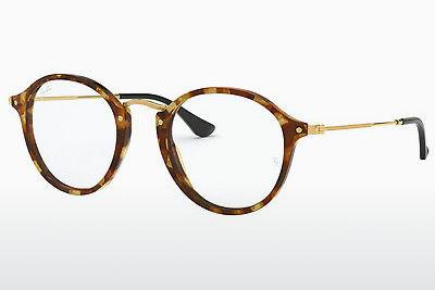 Eyewear Ray-Ban RX2447V 5494 - Brown, Havanna