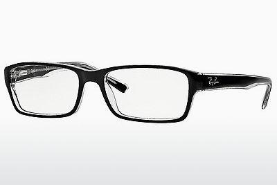 Eyewear Ray-Ban RX5169 2034 - Black, Transparent