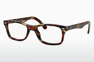 Eyewear Ray-Ban RX5228 5710 - Red, Brown, Havanna, Yellow