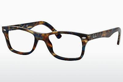 Eyewear Ray-Ban RX5228 5711 - Blue, Brown, Havanna, Yellow