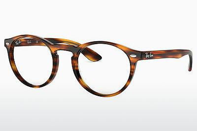 Eyewear Ray-Ban RX5283 2144 - Brown, Havanna