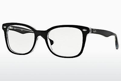 Eyewear Ray-Ban RX5285 2034 - Black, Transparent