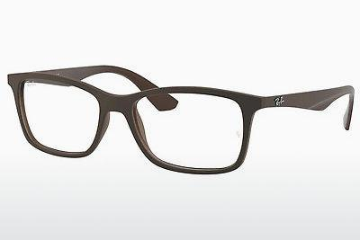 Eyewear Ray-Ban RX7047 5451 - Brown