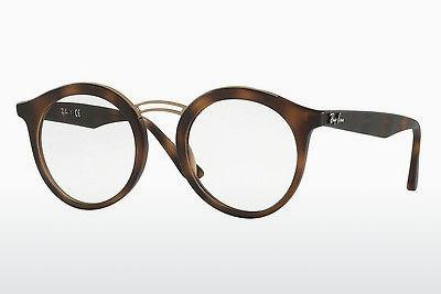 Eyewear Ray-Ban RX7110 5200 - Brown, Havanna