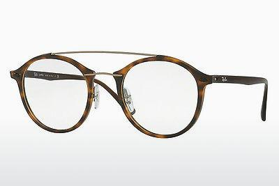 Eyewear Ray-Ban RX7111 5200 - Brown, Havanna