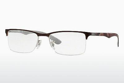 Eyewear Ray-Ban RX8413 2892 - Silver, Brown