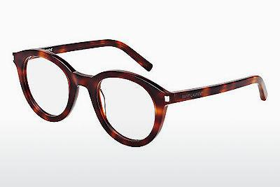 Eyewear Saint Laurent SL 105 002 - Brown, Havanna