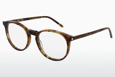 Eyewear Saint Laurent SL 106 003 - Brown, Havanna