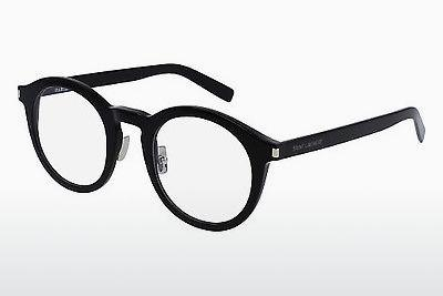 Eyewear Saint Laurent SL 140/F SLIM 001 - Black