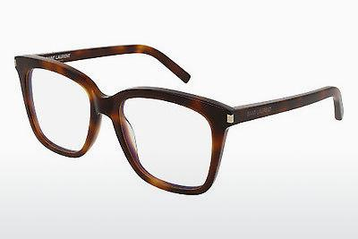 Eyewear Saint Laurent SL 166 002 - Brown, Havanna