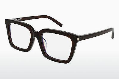 Eyewear Saint Laurent SL 167/F 002 - Brown, Havanna