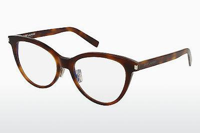 Eyewear Saint Laurent SL 177 SLIM 002 - Brown, Havanna