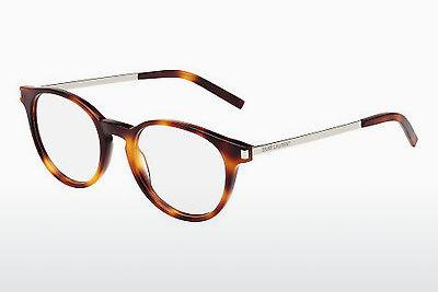 Eyewear Saint Laurent SL 25 002 - Brown, Havanna