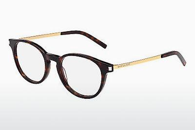 Eyewear Saint Laurent SL 25 003 - Brown, Havanna